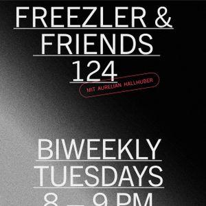 Freezler & Friends Nr. 124 – mit Aurelian Hallhuber