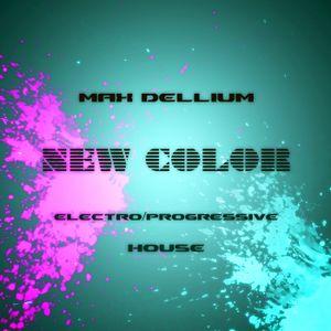 Max Dellium - New Color (live promo electro_progressive house mix)