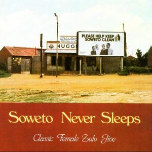 Swing Africa - 70s South African Jazz, Funk & Jive