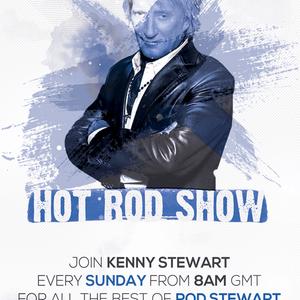 The Hot Rod Show With Kenny Stewart - July 12 2020 www.fantasyradio.stream