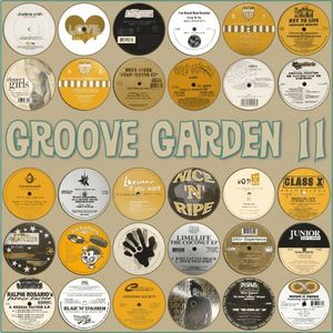S.W. presents Groove Garden II - 90s House & (UK) Garage Session