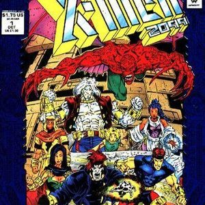 39 - X-Men 2099 #1 - The First Appearance of X-Men 2099