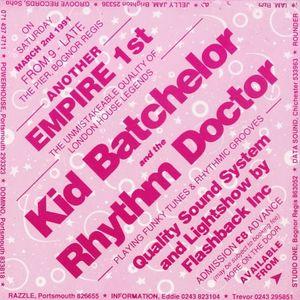 Rhythm Doctor - Empire Bognor 02.03.1991