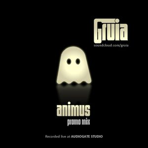 Gruia - Animus (Promo Mix) - Recorded live at AudioGate Studio