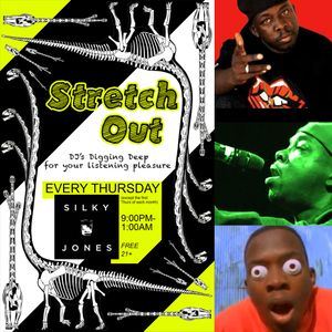 """Phife Dawg Tribute, LIVE SET at Silky Jones """"Stretch Out Thursdays,"""" 3/24/16"""