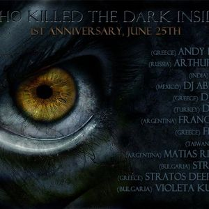 D.E.V.A.A - [ Guest @ Who killed the Dark inside ] on TM radio (june'12)