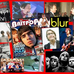 brit pop mix tape the best and the rest
