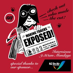 RDU 98.5FM Making Tracks Exposed Episode 33 - Glass Owls 'Let's Take The Road'