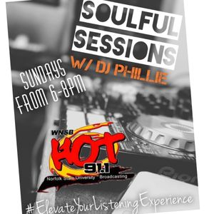 Soulful Sessions on Hot 91.1 5.13.18