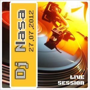 Dj Nasa - Live Session 27.07.2012