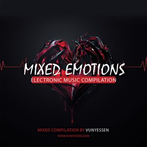 Mixed emotions Volume 18