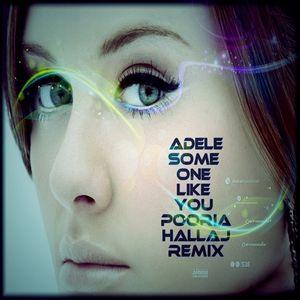 Adele - Some one Like You (Pooria Hallaj Remix)