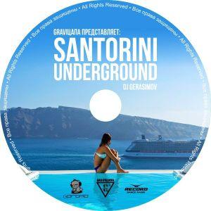 DJ GERASIMOV - SANTORINI UNDERGROUND