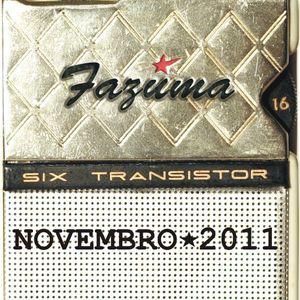 BEZEGOL @ RADIO FAZUMA / November.2011 Part.01