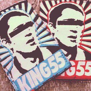 T-shirt Lovers King55 Mixtape