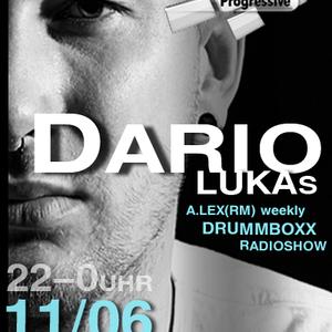 a:lex Drummboxx Radioshow /w Dario Lukas