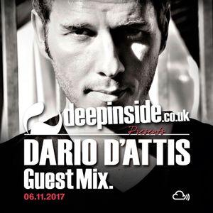 DARIO D'ATTIS is on DEEPINSIDE