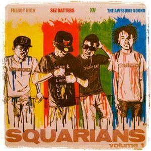 DJ Richy x XV - Squarians Vol. 1