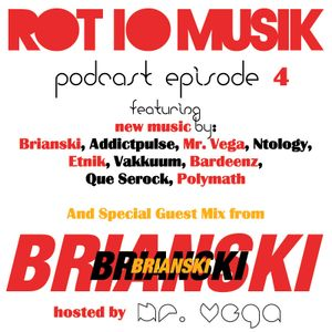 Rot10 Musik Podcast - Episode 4