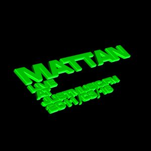 Mattan live at Justmusic.fm 2011.03.16