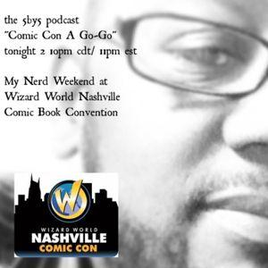 Nashville Comic Con Overview