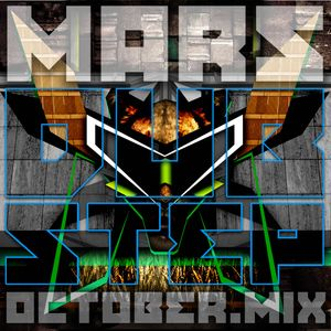 Mars - October '10 Dubstep Mix