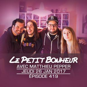 LPB #419 - Matthieu Pepper - Jeu - Clichés farfelus montréalais et cours de cuisine!!