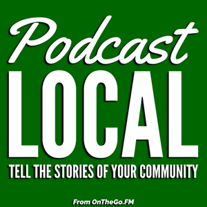 Beau York from Let's Talk Jackson is my guest on episode 3 of Podcast Local