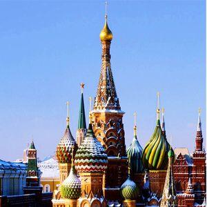 Wunder Brumme - Visiting Russia