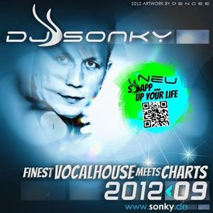 Finest Vocal House meets Charts 2012.09