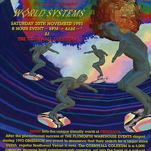 Easygroove @ Obsession : World Systems 20/11/93