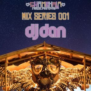 Shambhala 2014 Mix Series 001 - DJ Dan