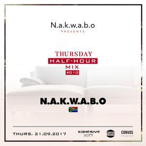 N.a.k.w.a.b.o - Thursday Half Hour Mix #010