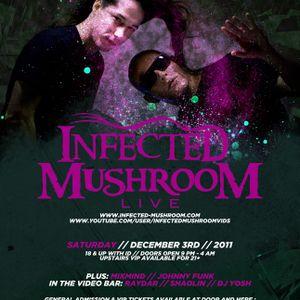 MxMind @ Lizard Lounge (Opening for Infected Mushroom) Teaser