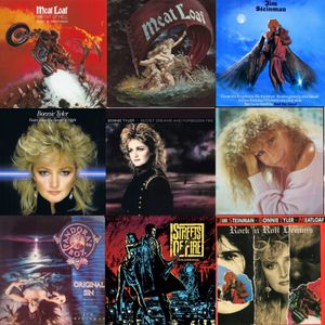 Rock Legends: Jim Steinman [1977 to 1989] Meat Loaf, Bonnie Tyler, Pandora's Box