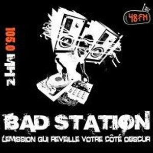 BAD STATION 48FM AVEC LABIUR,SELFSERVICE,ALONZOO,PGETSKY... / ANIME PAR SKULL ET SUBO