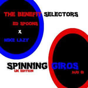 Spinning Giros Aug 19 Uk Edition