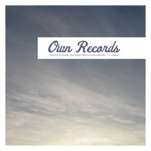 Own Records, January 2011