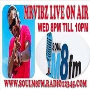 SoulM8FM | MrVibz | 280617 | N0 1