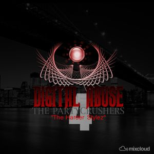 The Partycrushers - Digital Abuse Vol.4
