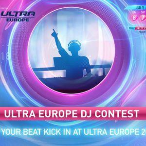 ULTRA EUROPE DJ CONTEST 2018