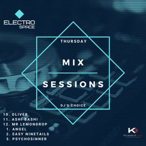 Electro Space - House - 150721