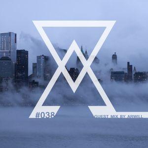 Andrew Ushakov Podcast #038 [+ARWILL GUEST MIX]