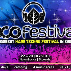 DENY DOOM live @ Eco Festival 2018 (Woodshock Stage)