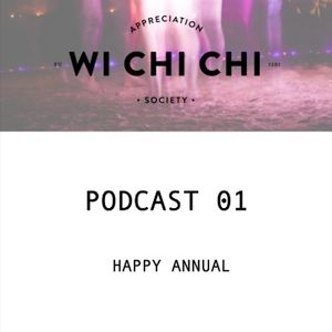 Happy Annual 2015 Podcast - Love Fontaine with special guest DE.CUE