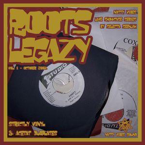ROOTS LEGAZY VOL. 1 - Natty Vibes Sound showcase series (October 2007)