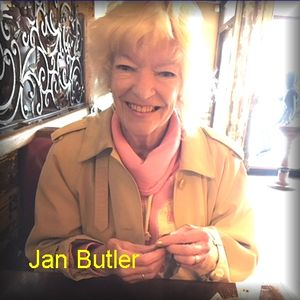 Dance my lady dance…A story of life by Jan Butler