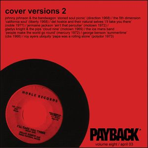 PAYBACK Vol 08 April 2003