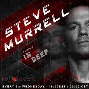 In DEEP pt1 Steve Murrell EXCLUSIVE insomniafm.com November 2015