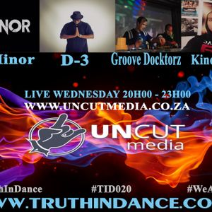Truth In Dance Episode 020 UNCUT MEDIA , Dubstep, trap, house and Hip Hop